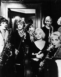 Some Like It Hot - 8 x 10 B&W Photo #11
