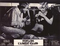 Some Like It Hot - 11 x 14 Poster French Style G
