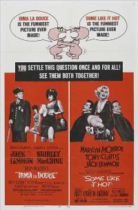 Some Like It Hot - 27 x 40 Movie Poster - Style B