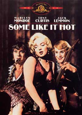 Some Like It Hot - 11 x 17 Movie Poster - Style G