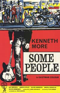 Some People - 11 x 17 Movie Poster - Style A