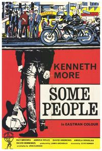 Some People - 27 x 40 Movie Poster - Style A