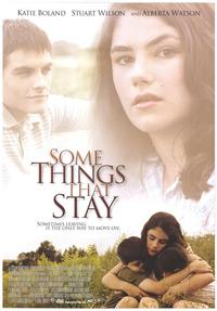 Some Things That Stay - 27 x 40 Movie Poster - Style A