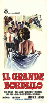 Some Too Quiet Gentlemen - 13 x 28 Movie Poster - Italian Style A