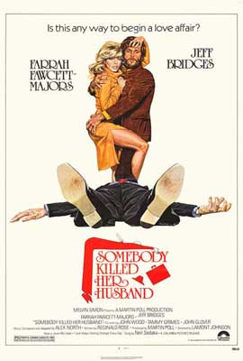 Somebody Killed Her Husband - 27 x 40 Movie Poster - Style A