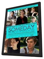 Someday This Pain Will Be Useful to You - 11 x 17 Movie Poster - Style A - in Deluxe Wood Frame
