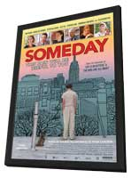 Someday This Pain Will Be Useful to You - 11 x 17 Movie Poster - Style B - in Deluxe Wood Frame