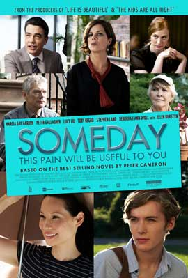 Someday This Pain Will Be Useful to You - 11 x 17 Movie Poster - Style A