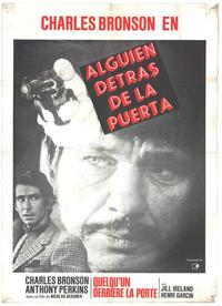 Someone Behind the Door - 11 x 17 Movie Poster - Spanish Style A