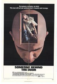 Someone Behind the Door - 11 x 17 Movie Poster - Style A