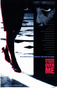 Someone to Watch Over Me - 11 x 17 Movie Poster - Style A