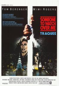Someone to Watch Over Me - 11 x 17 Movie Poster - Belgian Style A