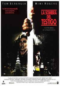 Someone to Watch Over Me - 11 x 17 Movie Poster - Spanish Style A