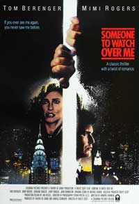 Someone to Watch Over Me - 27 x 40 Movie Poster - Style C