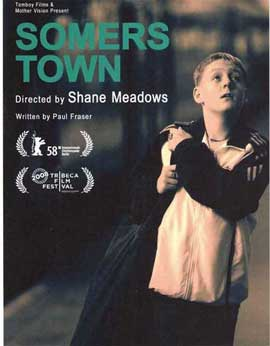 Somers Town - 11 x 17 Movie Poster - Style A