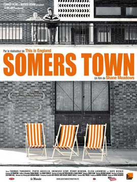 Somers Town - 27 x 40 Movie Poster - French Style A