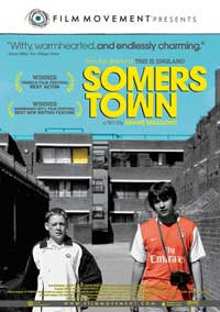 Somers Town - 11 x 17 Movie Poster - Style B