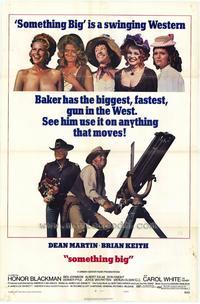 Something Big - 11 x 17 Movie Poster - Style B