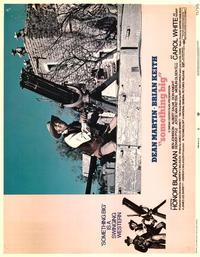 Something Big - 11 x 14 Movie Poster - Style F