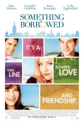 Something Borrowed - 11 x 17 Movie Poster - Style A