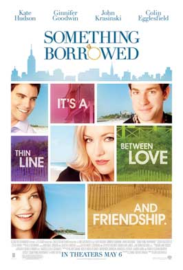 Something Borrowed - 11 x 17 Movie Poster - Style A - Double Sided