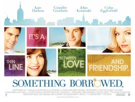 Something Borrowed - 11 x 17 Movie Poster - UK Style A