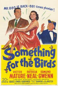 Something for the Birds - 27 x 40 Movie Poster - Style A