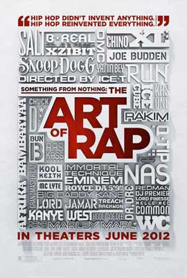 Something from Nothing: The Art of Rap - 11 x 17 Movie Poster - Style A