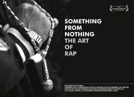 Something from Nothing: The Art of Rap - 11 x 17 Movie Poster - Style B