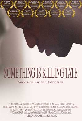Something Is Killing Tate - 27 x 40 Movie Poster - UK Style A