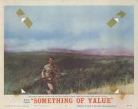 Something of Value - 11 x 14 Movie Poster - Style D