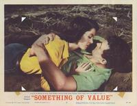Something of Value - 11 x 14 Movie Poster - Style E