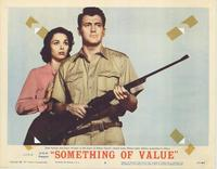 Something of Value - 11 x 14 Movie Poster - Style C