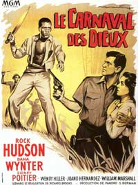 Something of Value - 11 x 17 Movie Poster - French Style A