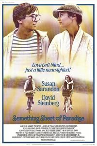 Something Short of Paradise - 27 x 40 Movie Poster - Style A