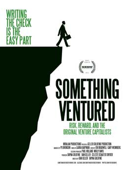 Something Ventured - 43 x 62 Movie Poster - Bus Shelter Style A