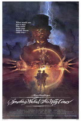 Something Wicked This Way Comes - 27 x 40 Movie Poster