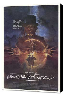Something Wicked This Way Comes - 27 x 40 Movie Poster - Style A - Museum Wrapped Canvas
