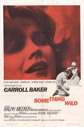 Something Wild - 11 x 17 Movie Poster - Style A
