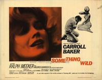 Something Wild - 22 x 28 Movie Poster - Half Sheet Style A