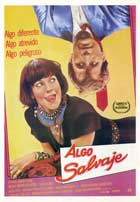Something Wild - 43 x 62 Movie Poster - Spanish Style A