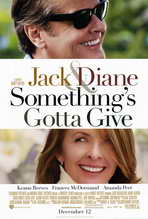 Something's Gotta Give - 27 x 40 Movie Poster - Style A