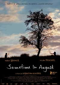Sometime in August - 43 x 62 Movie Poster - UK Style A