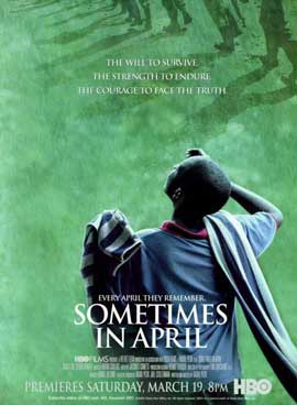 Sometimes in April - 11 x 17 Movie Poster - Style A