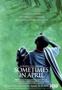 Sometimes in April - 43 x 62 Movie Poster - Bus Shelter Style A