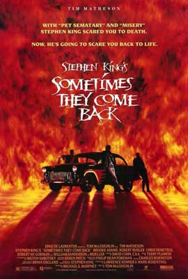 Sometimes They Come Back - 11 x 17 Movie Poster - Style A