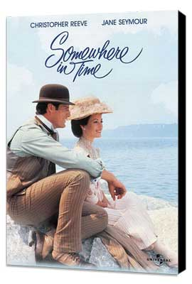 Somewhere in Time - 11 x 17 Movie Poster - Style C - Museum Wrapped Canvas