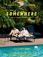 Somewhere - 27 x 40 Movie Poster - French Style A