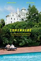 Somewhere - 11 x 17 Movie Poster - Danish Style A