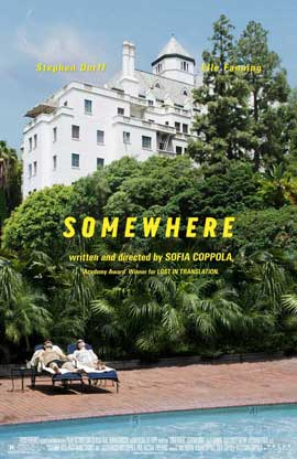 Somewhere - 27 x 40 Movie Poster - Style A